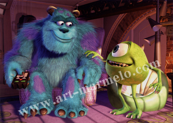 「Mike & Sully」